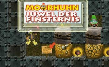 Moorhuhn Juwel Der Finsternis 2007 Pc игры сasual Games