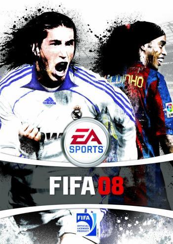 Fifa 08 патч для игры без диска.
