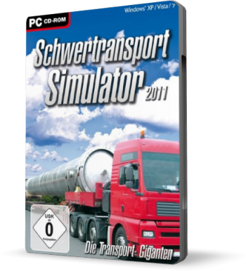 schwertransport simulator 2010