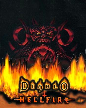 Diablo + Hellfire + Diablo II (2) + Lord of Destruction (от
