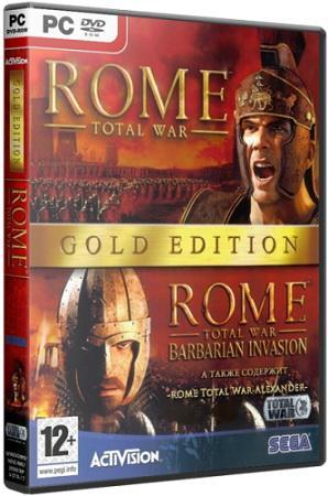 TOTAL WAR ROME АНТОЛОГИЯ