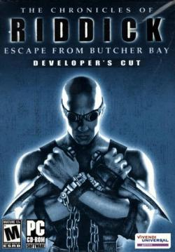 Хроники РиддикаThe Chronicles of Riddick: Escape from butcher bay