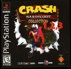 Crash Bandicoot (1-3)