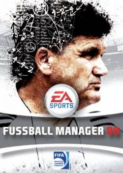 FIFA MANAGER 2008 - FLT / 3D / Strategy