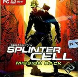 Tom Clancy s Splinter Cell Mission Pack