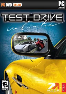 Test Drive Unlimited 2007.Руссификатор