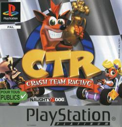CRASH TEAM RACING это КРУТО