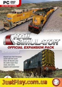 Rail Simulator : The Isle of Wight - Official Expansion Pack (2008 / Eng)