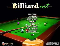 Billiard Art v1.0