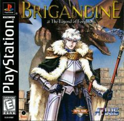 Brigandine - Legend of Forsena