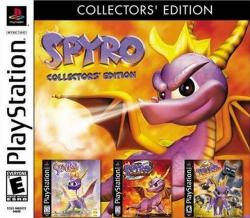 Spyro - The Dragon 1,2,3