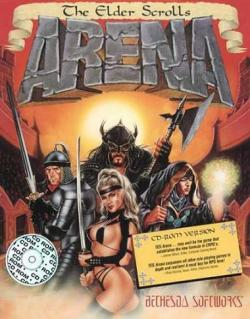 Elder Scrolls Chapter One: Arena, The