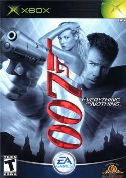 James Bond 007:Everything or Nothing