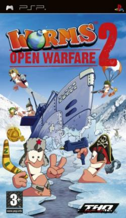 Worms: Оpen warfare 2
