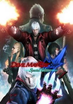Devil May Cry 4: Special Edition (+ 8 DLC)
