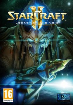 StarCraft 2 / StarCraft II: Legacy of the Void