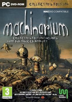 Machinarium: Definitive Version