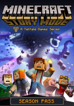 Minecraft: Story Mode - Season Two. Episode 1-2