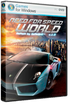 Need For Speed: World 2017 v.1.0 - RePack by SeReBrO
