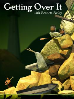 Getting Over It with Bennett Foddy RePack by qoob