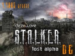 S.T.A.L.K.E.R.: Lost Alpha Developer's Cut 1.4005