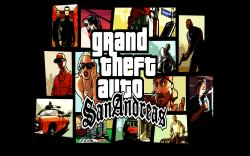 Grand Theft Auto - San Andreas + MultiPlayer 0.3.7 PC