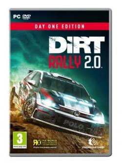 DiRT Rally 2.0 - Deluxe Edition Таблетка от CPY