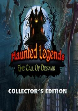Haunted Legends 14: The Call of Despair. Collector's Edition