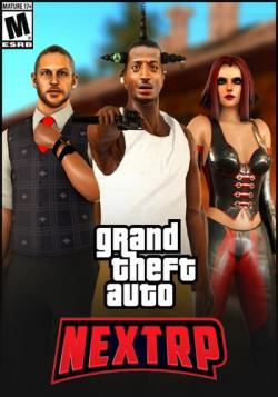 GTA / Grand Theft Auto: San Andreas - NEXT RP